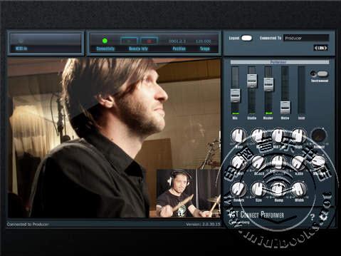 Steinberg发布可用在iPad上的VST连接演奏家(VST Connect Performer)