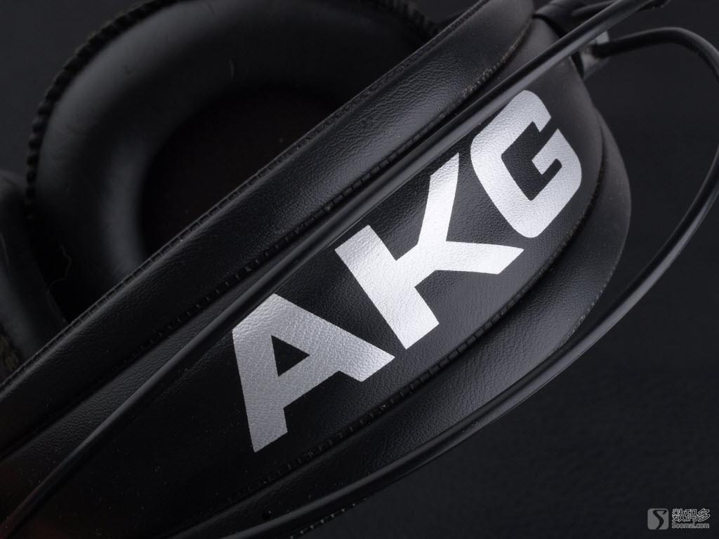 爱科技 AKG K271MKII头戴式耳机测评报告