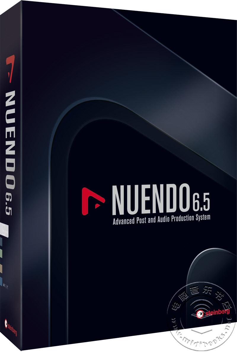 Nuendo 6.5版发布