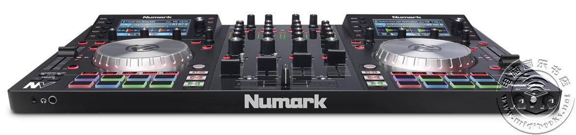 2014年夏季NAMM展会:Numark(露玛)发布新的NV DJ控制器【视频】