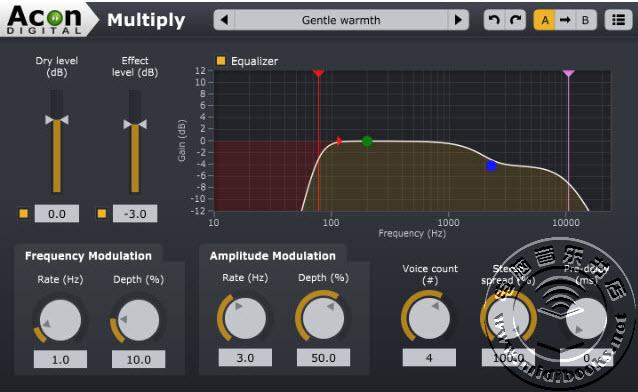 免费合唱效果插件Multiply下载
