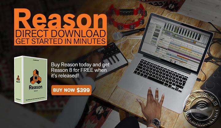 Reason 8 将在9月30日正式上市