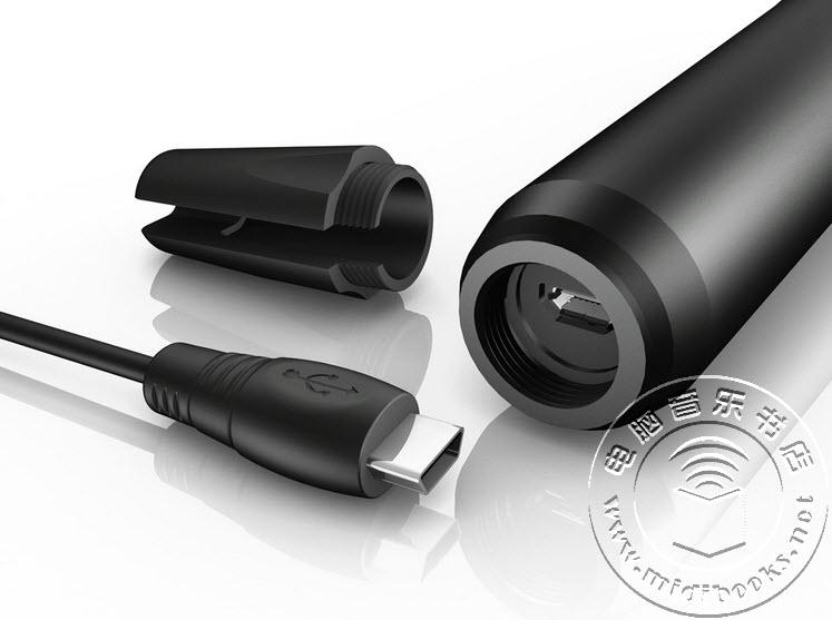 IK发布首款移动数字麦克风iRig Mic HD