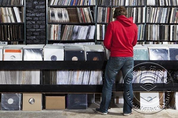 美唱片工业协会发布音乐行业年中报告