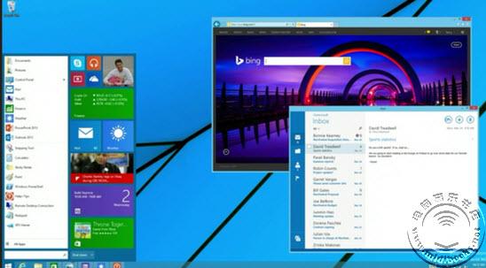 Windows 9最有可能什么样?集成语音助理