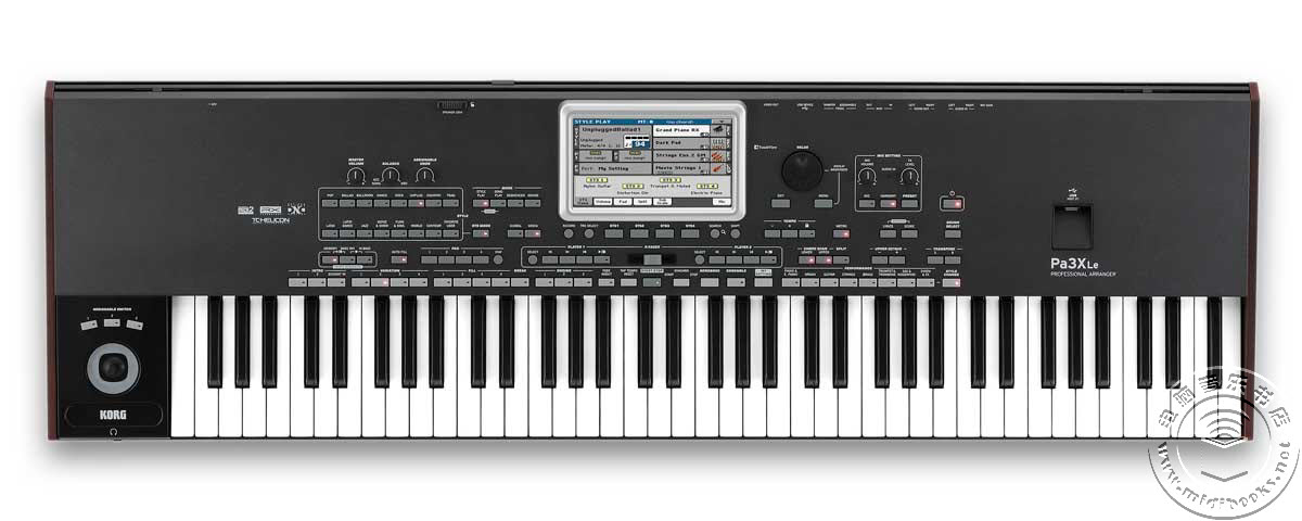 Korg 发布最新 PA3X Le 编曲键盘【视频】