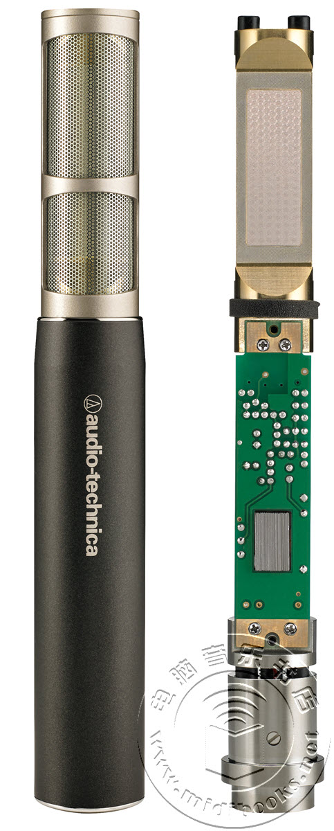 【2014年AES展会新闻】Audio-Technica发布全新手工打造乐器话筒 AT5045(视频)