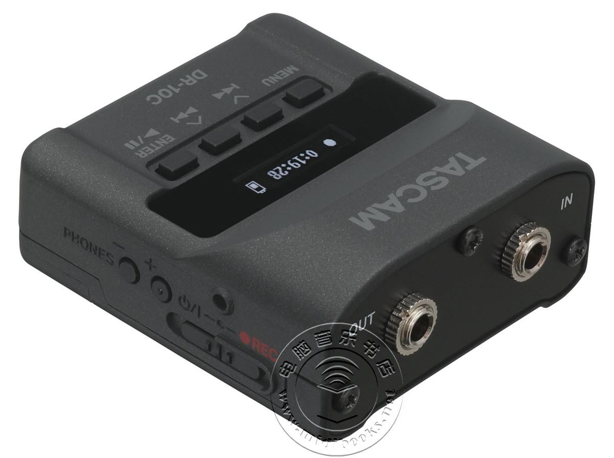 【2014年AES展会新闻】TASCAM发布三款可连接手持麦克风的数字录音机