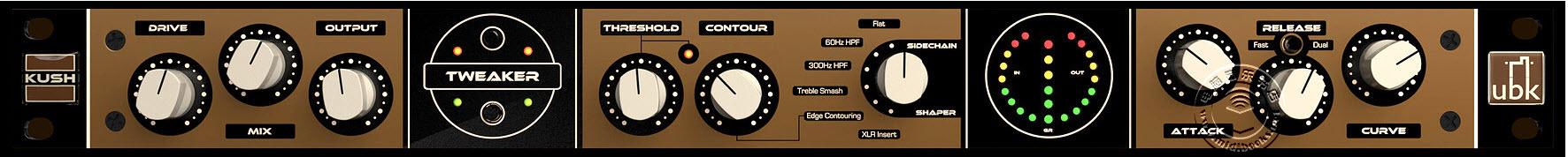 【2014年AES展会新闻】Kush Audio发布VCA压缩器(视频)