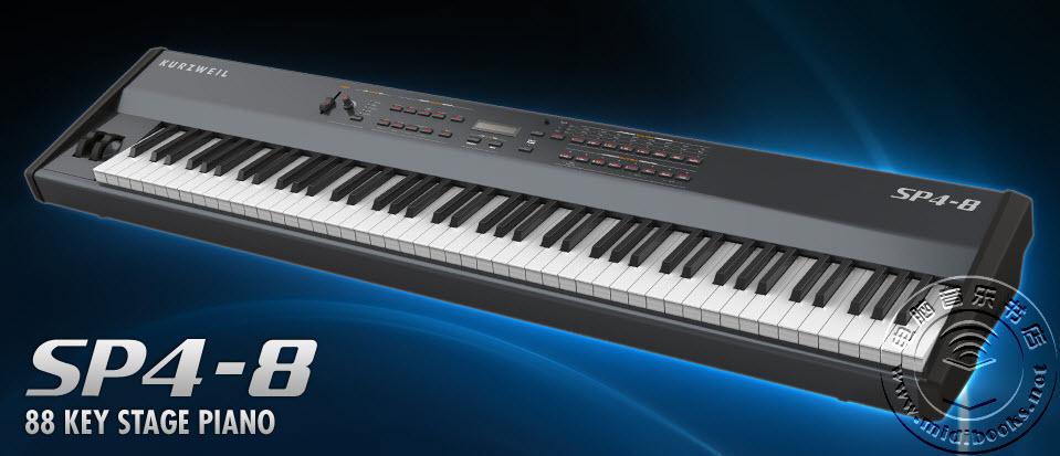 Kurzweil(科兹威尔)SP4-8电钢琴中文说明书