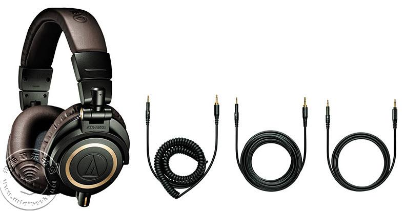 [NAMM2015]Audio-Technica(鐵三角)发布多款专业耳机