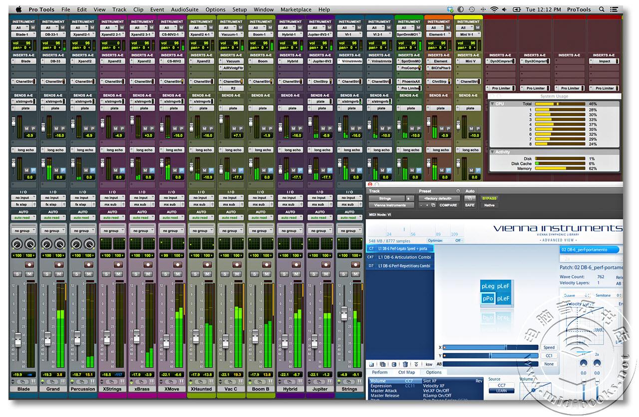 [NAMM2015]Pro Tools 12和Pro Tools First 免费版