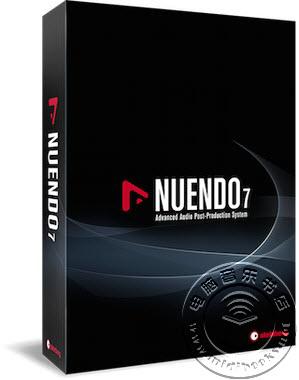 Nuendo 7 预览版
