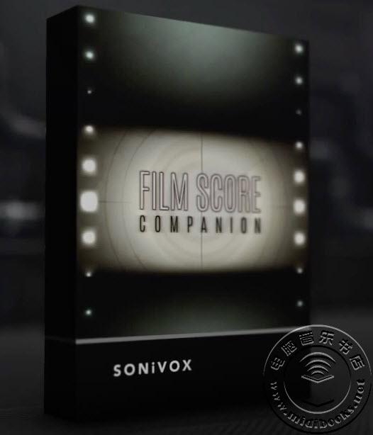 SONiVOX发布电影音乐伴侣(Film Score Companion)软件包(视频)