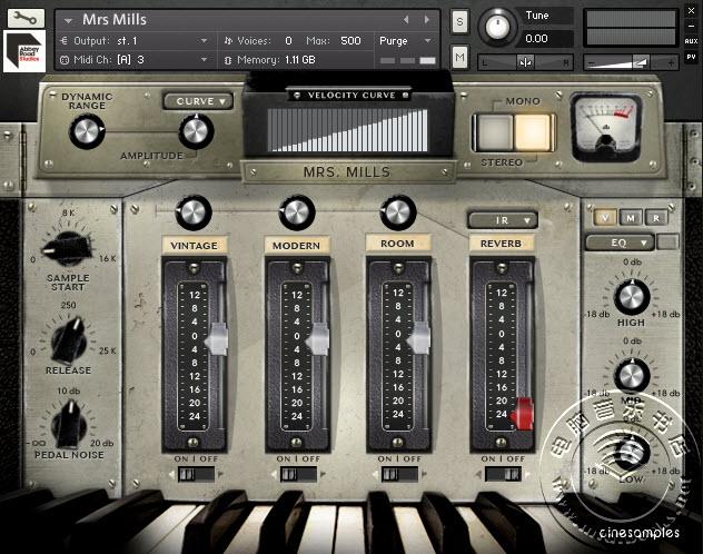 CineSamples 发布 Abbey Road 经典立式虚拟钢琴