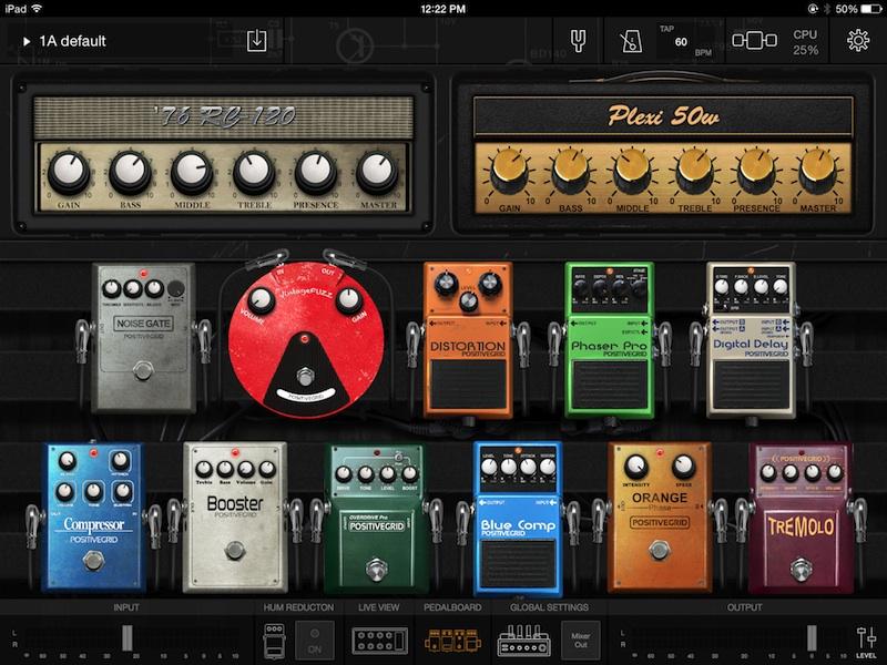 POSITIVE GRID发布BIAS FX — 世界上第一个跨平台吉他效果器移动应用软件