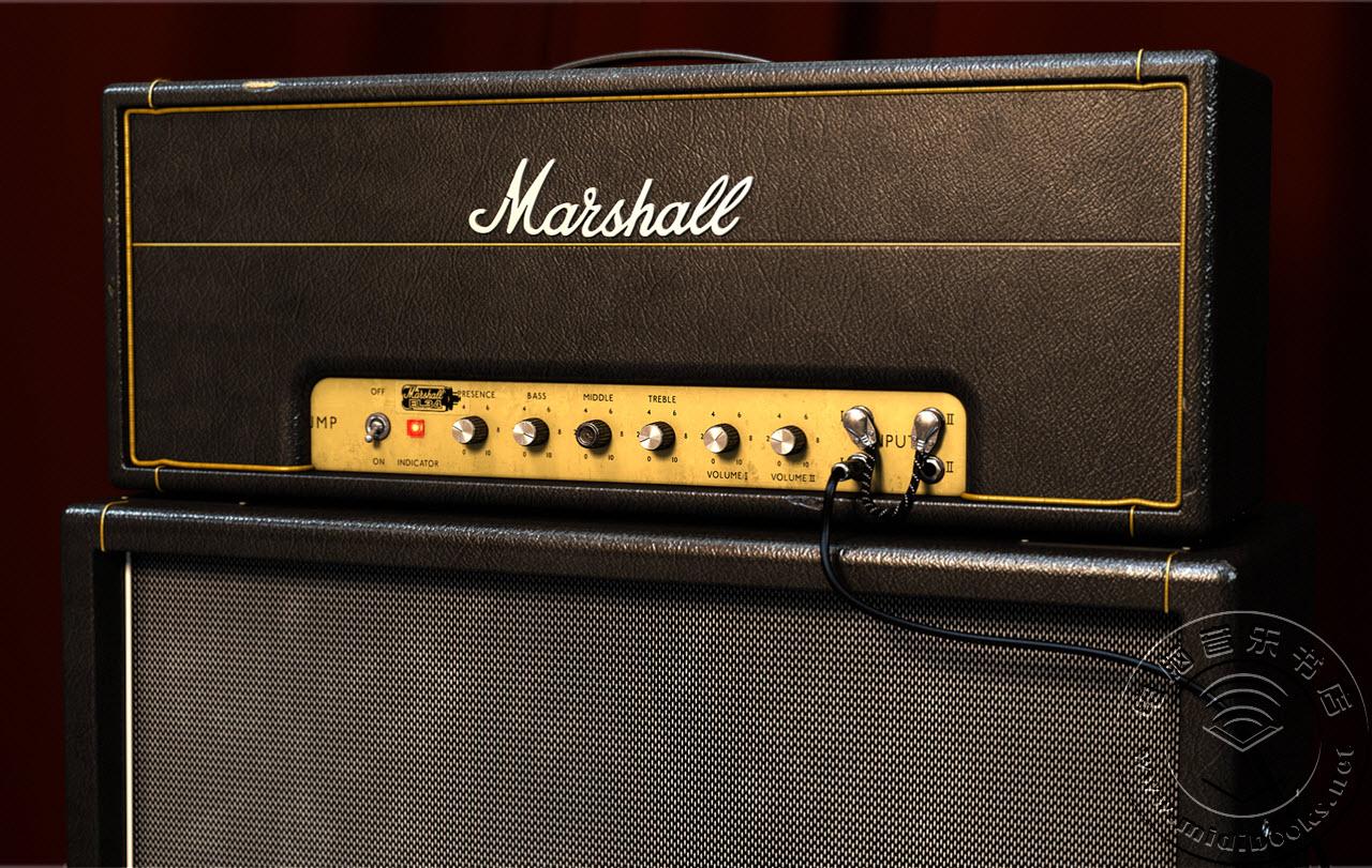 [Musikmesse 2015] 可用在 UAD-2 上的 Marshall Plexi 放大器插件