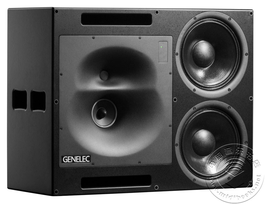GENELEC(真力)发布强大、精确和智能的1234 SAM™ 监听系统