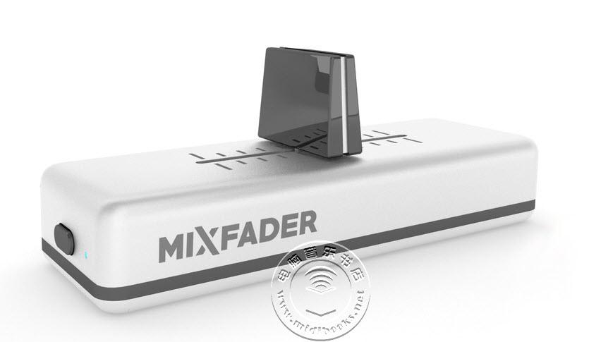 DJ推子MixFader全球众筹进行中,即将上市