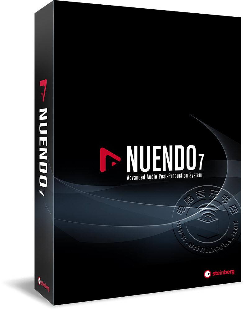 Steinberg 宣布 Nuendo 7 正式发售上市