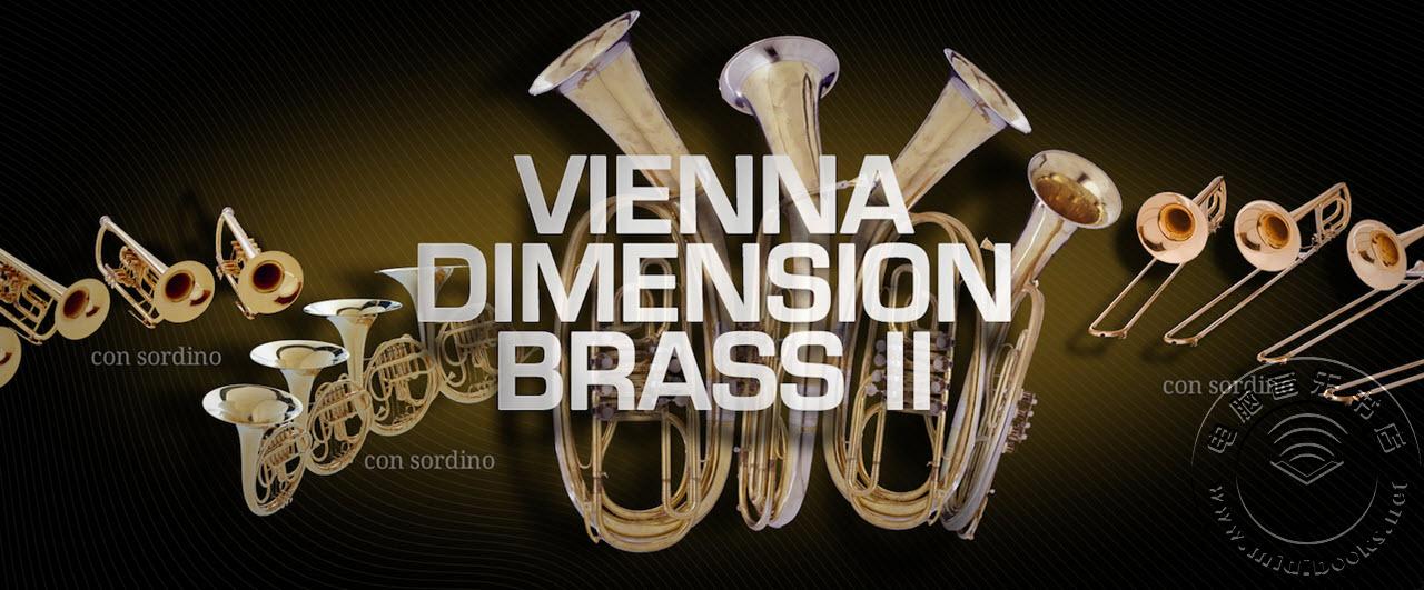 VSL发布Vienna Dimension Brass II(铜管乐音色库)