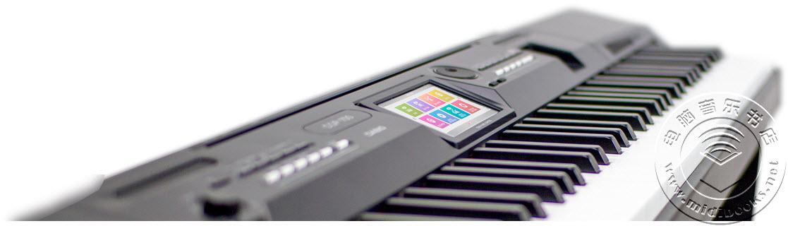 [SNAMM2015]卡西欧(CASIO)发布最新 CGP-700 数码钢琴(视频)