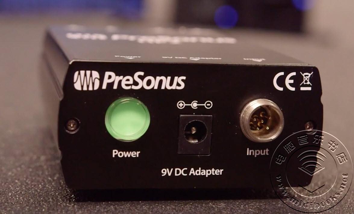 [SNAMM2015]PreSonus发布HP2紧凑型耳机放大器