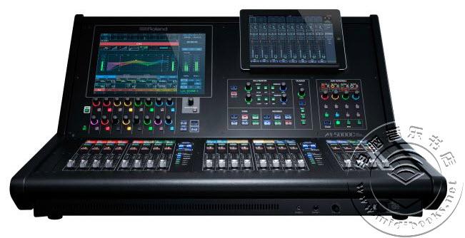 Roland全新的 OHRCA 平台现场调音台