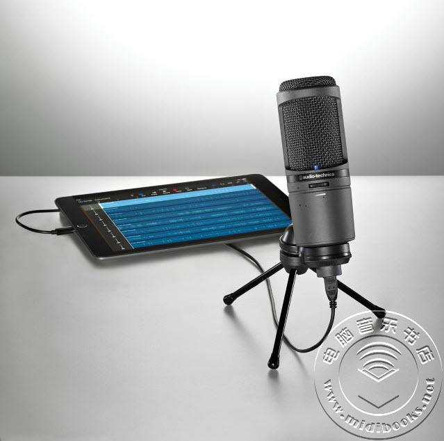 Audio-Technica(铁三角)发布新版USB电容话筒,兼容多系统