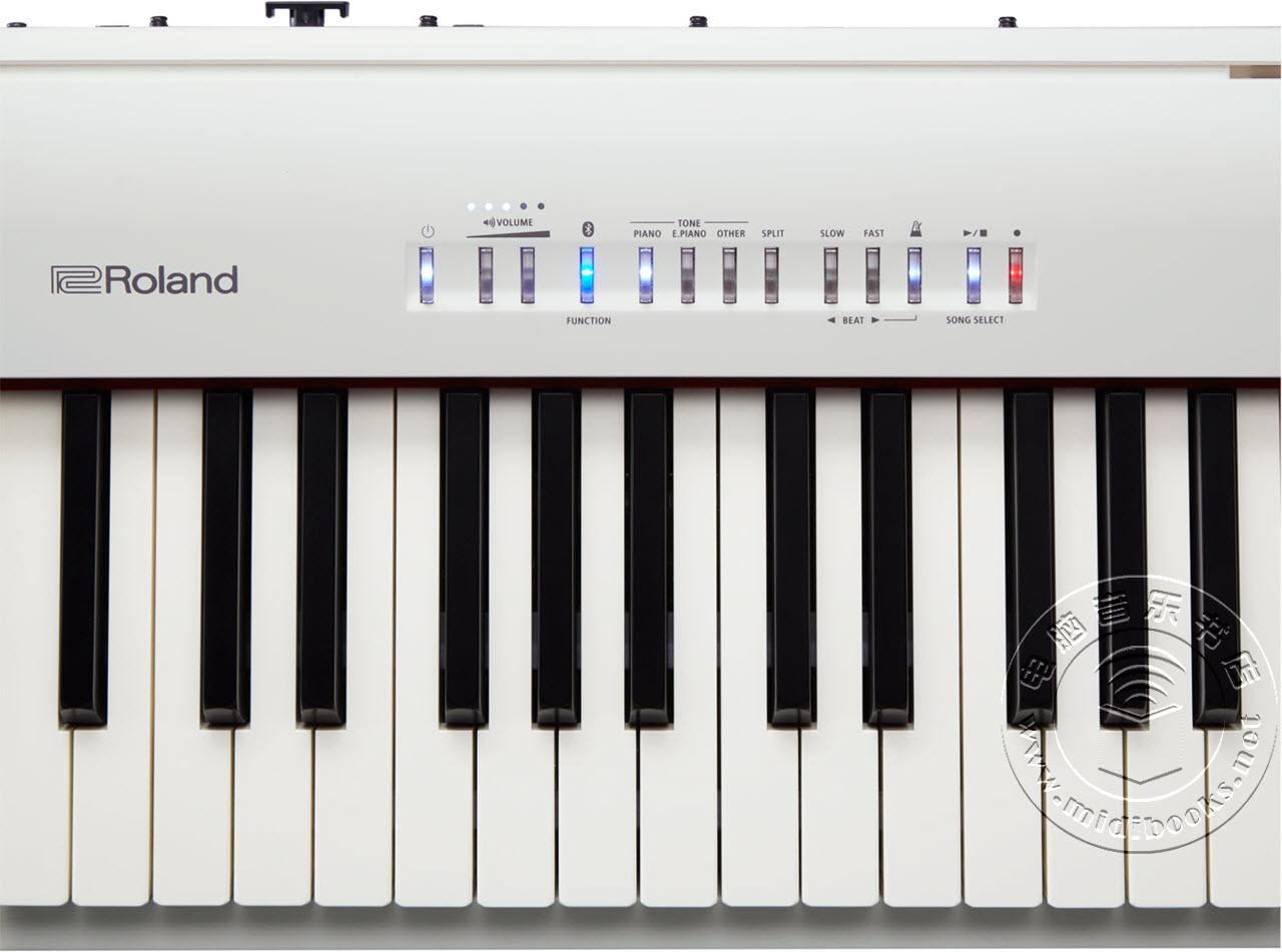 [NAMM2016]罗兰发布FP-30数码钢琴