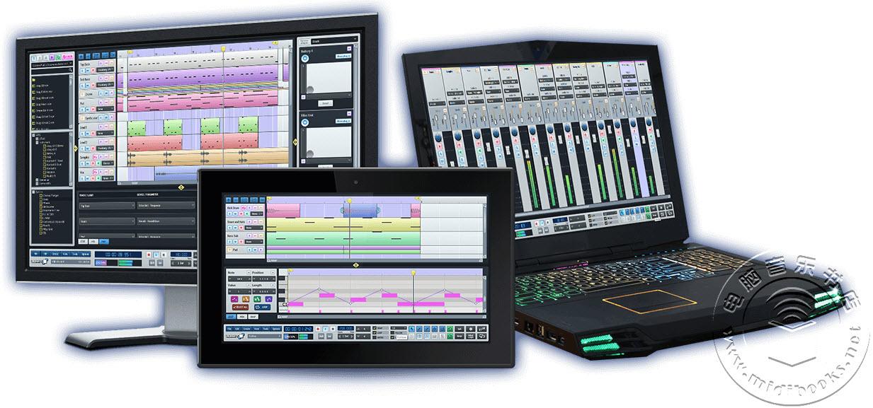 [NAMM2016]Lumit Audio发布新的DAW(数字音频工作站)软件