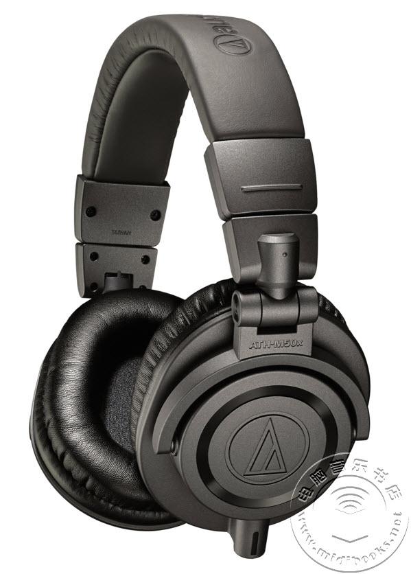 [NAMM2016]Audio-Technica(铁三角)发布限量版ATH-M50xMG监听耳机
