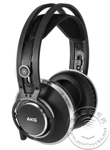 [Musikmesse 2016]AKG 发布 K872 监听耳机