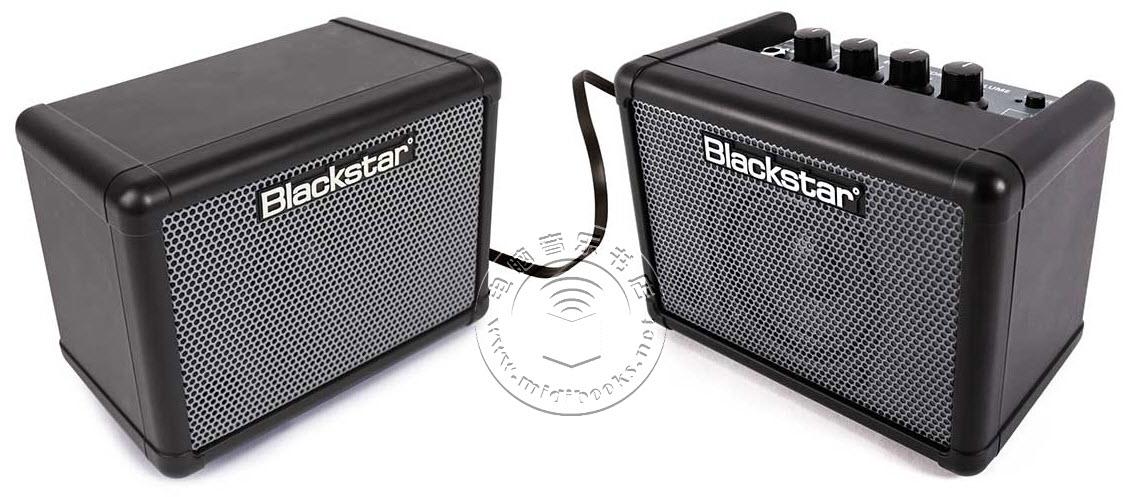 [Musikmesse 2016]Blackstar发布Fly 3 Bass迷你低音放大器