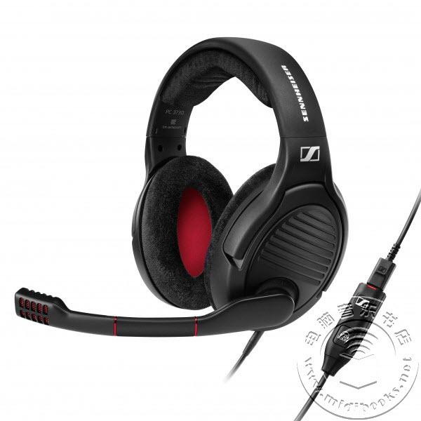 森海塞尔推出PC 373D 7.1杜比环绕声头戴式电竞耳机【视频】