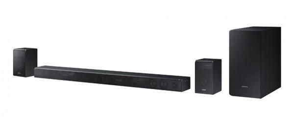 三星发布HW-K950和HW-K850条形音箱