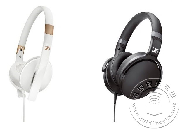 森海塞尔推出多款HD 2 / HD 4系列头戴式耳机新品