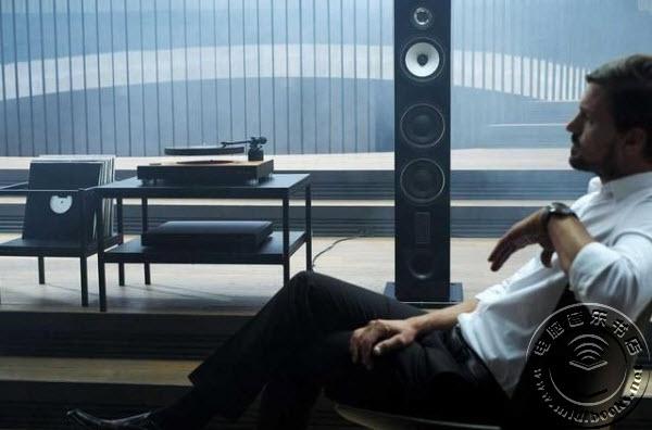 超帅黑科技:悬浮播放的黑胶唱片机 Mag-Lev Audio