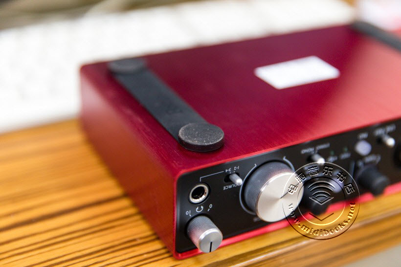 出色的话放,优秀的性能 — Focusrite Scarlett 18i20 与 2i4 音频接口使用体验