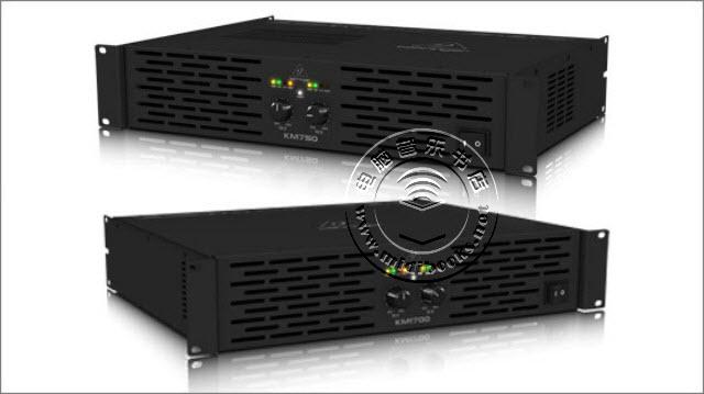 百灵达(Behringer)推出两款新的功率放大器KM1700和KM750