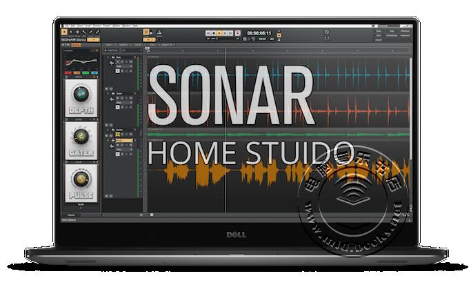 Cakewalk发布SONAR家庭工作室版( Home Studio)