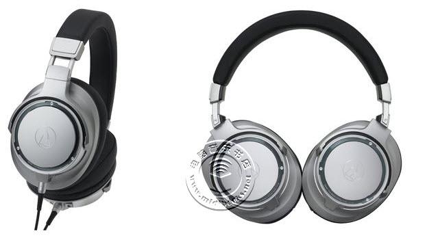 Audio-Technica(铁三角)展示全数字驱动蓝牙耳机DSR9BT/DSR7BT