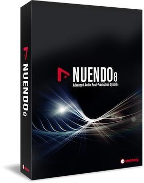 Nuendo 8 即将到来