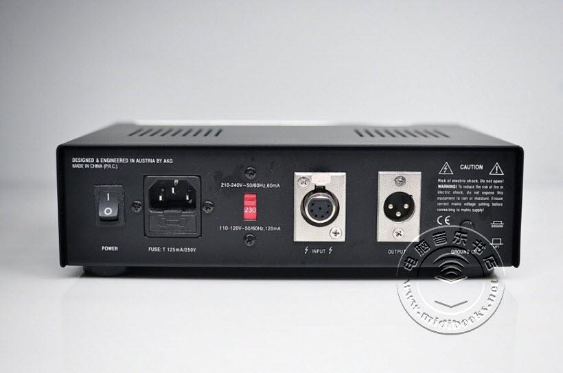 实用的电子管话筒:AKG Perception 820 评测