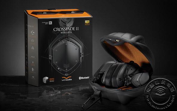 V-MODA发布无线两用Crossfade 2头戴式耳机新品:售0起