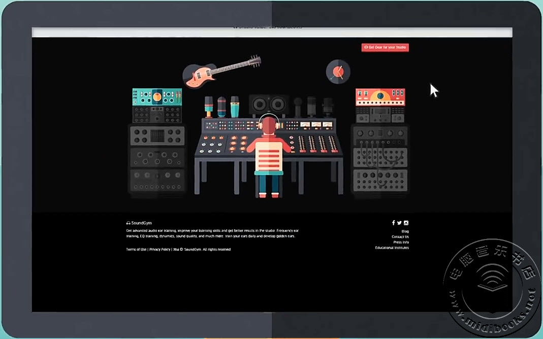 Distorted Reality:一款在线训练耳朵的游戏(视频)