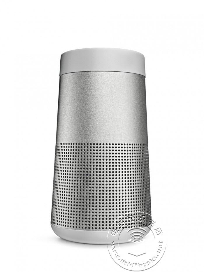 Bose的蓝牙音响SoundLink Revolve/Revolve+/Color II发布