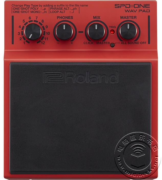 Roland 发布 SPD::ONE 系列多功能电子打击垫