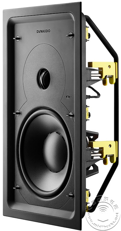 丹拿(Dynaudio)推出最新Studio系列入墙式和吊顶式音箱