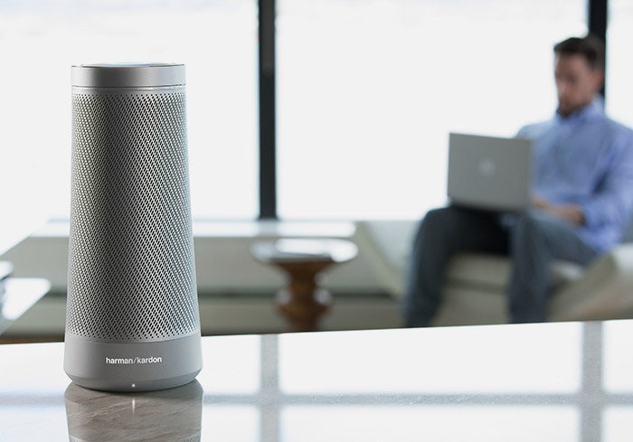 哈曼卡顿Cortana智能蓝牙音箱Invoke面向少部分用户提前测试